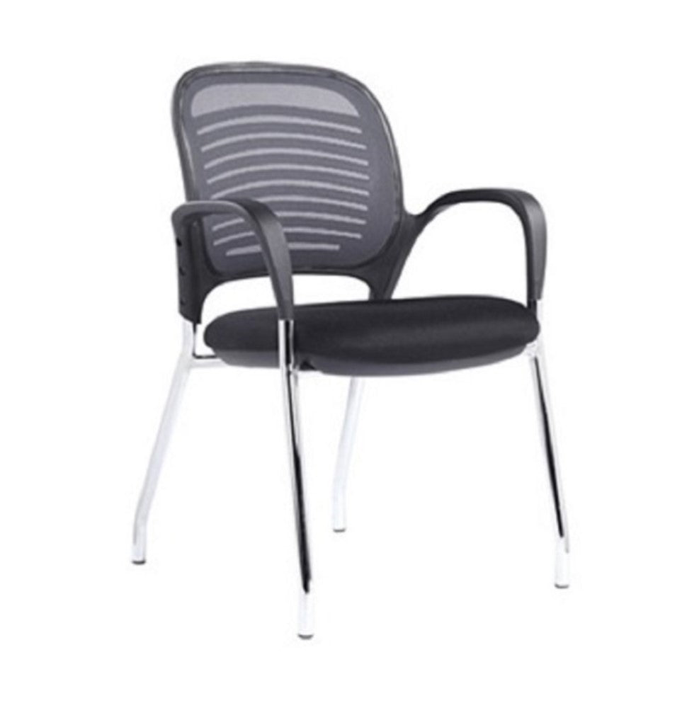 Low Back Chair - 01X8C Black