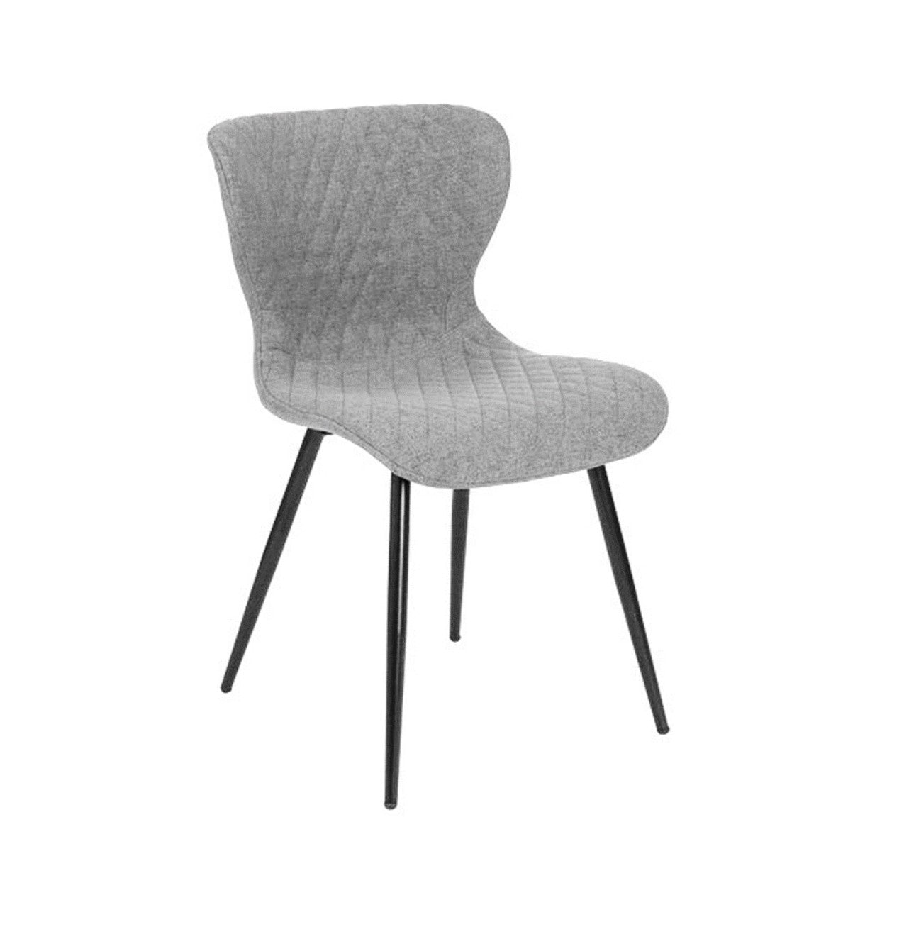 Fabric Dining Chair – 1907A(LG)