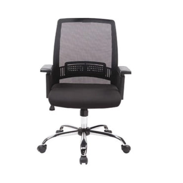 Mid Back Mesh Office Chair 1152 Black