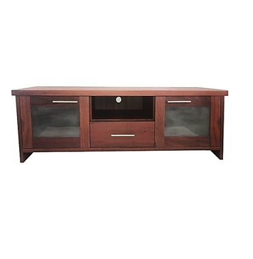 Como Lowline Jarrah Timber TV Console – L1.8M