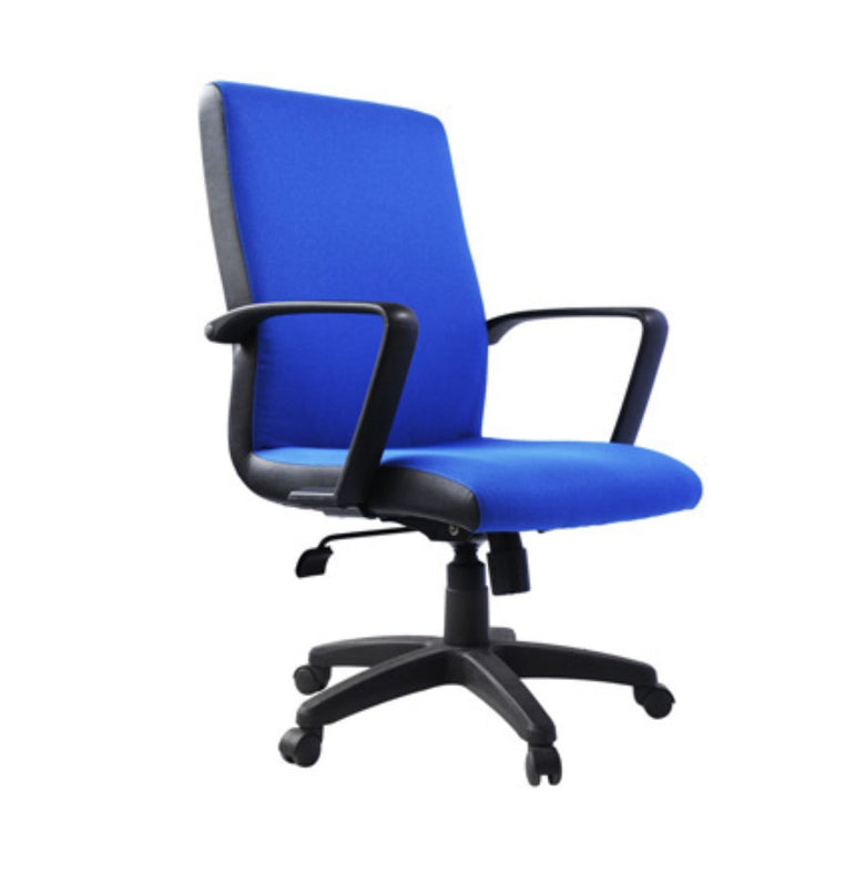 Mid Back Fabric Office Chair - UP1812M