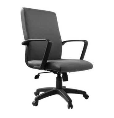 Mid Back PU Leather Chair - UP1812ML