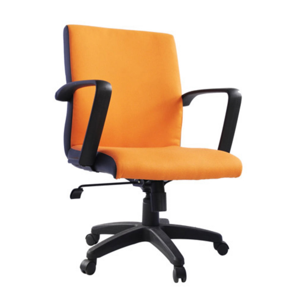 Low Back Fabric Office Chair - UP1813L