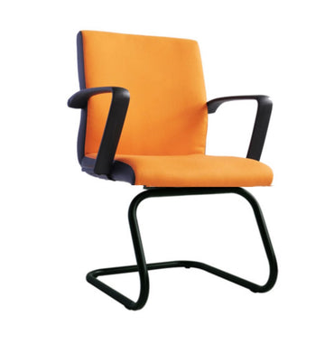 Low Back Fabric Visitor Chair - UP1814V