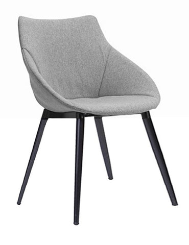 Fabric Dining Chair – 1906A(LG)