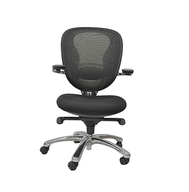 Mid Back Mesh Office Chair 199A Black