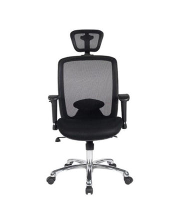 High Back Mesh Office Chair 0194 Black