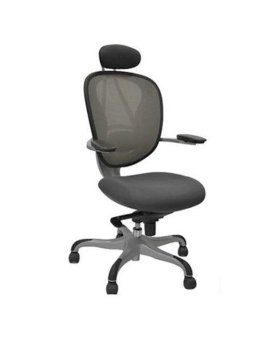 High Back Mesh Office Chair 0199 Grey