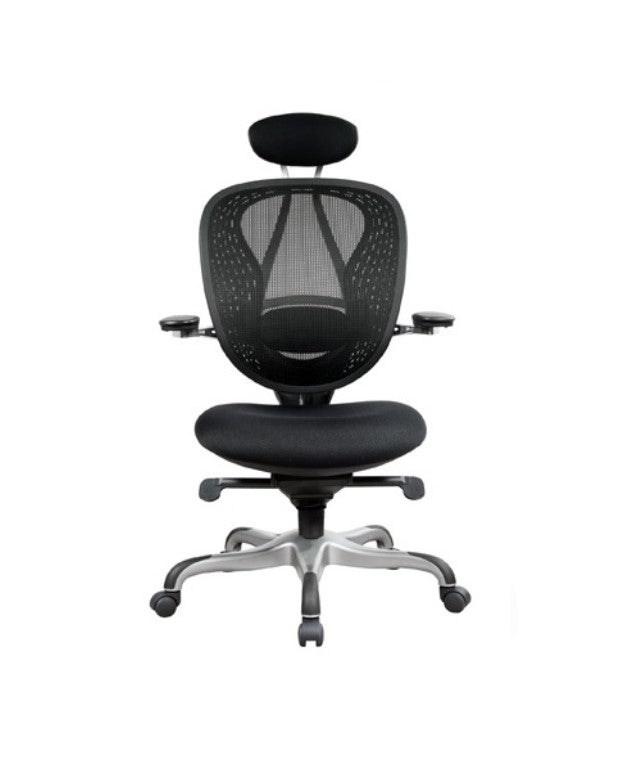 High Back Mesh Office Chair 0199 Black