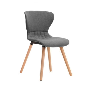 Dining Chair -1707M Dark Grey