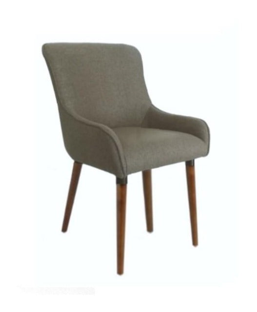 Fabric Dining Chair - 1919M Grey