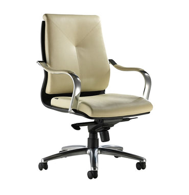 Mid Back PU Leather Chair - AL2912ML