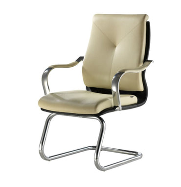 Mid Back PU Leather Visitor Chair - AL2913VL