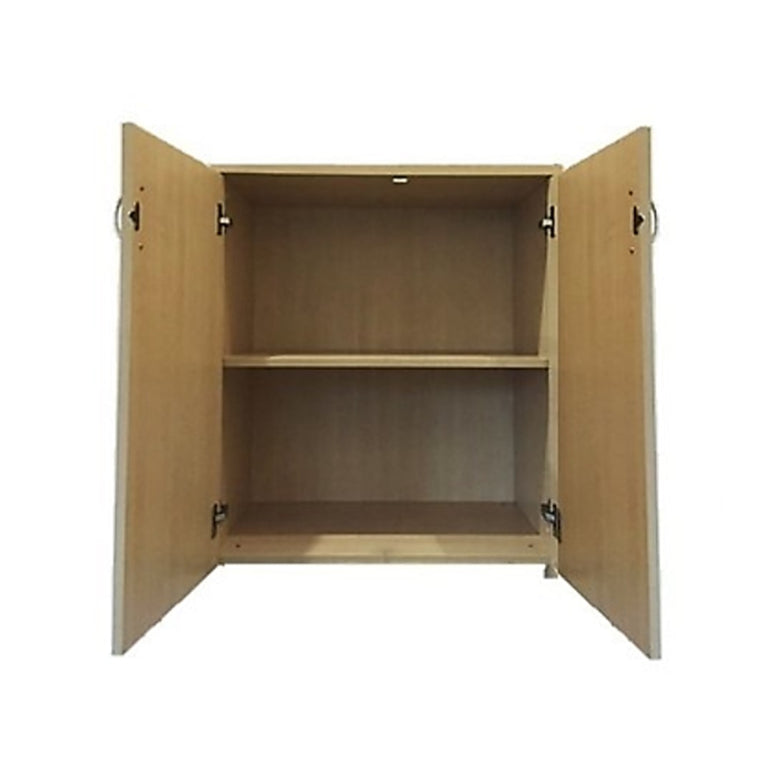 Low Swing Door Wooden Cabinet – Bavarian Beech