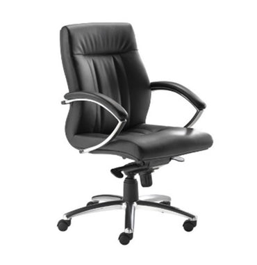 Mid Back PU Leather Chair - CA9602ML