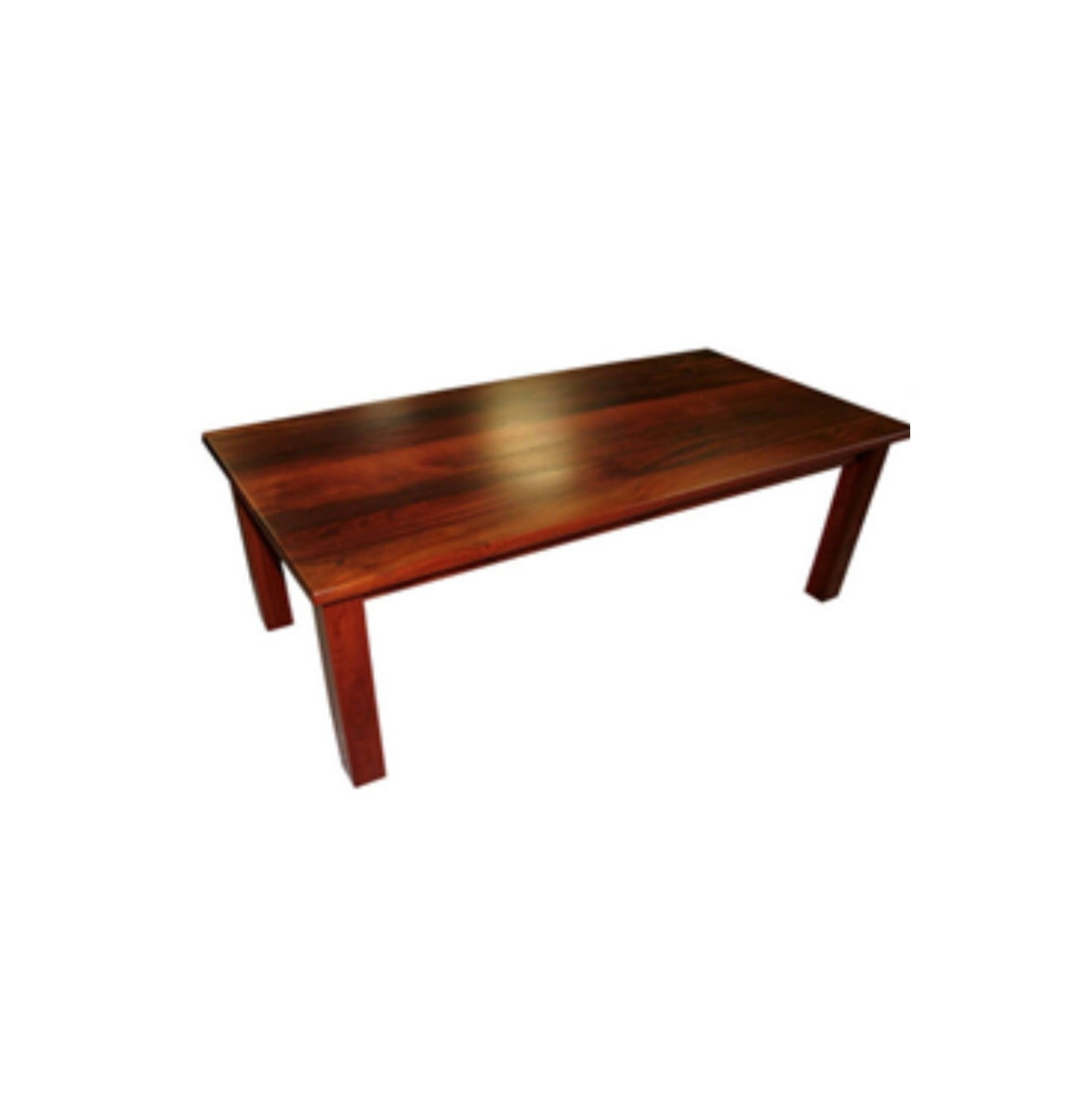 Metro 8 Jarrah Timber Dining Table L238cm