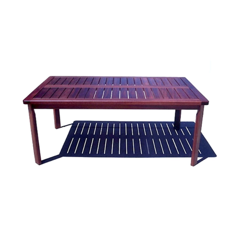 Eucla XL Jarrah Outdoor Table- L195cm