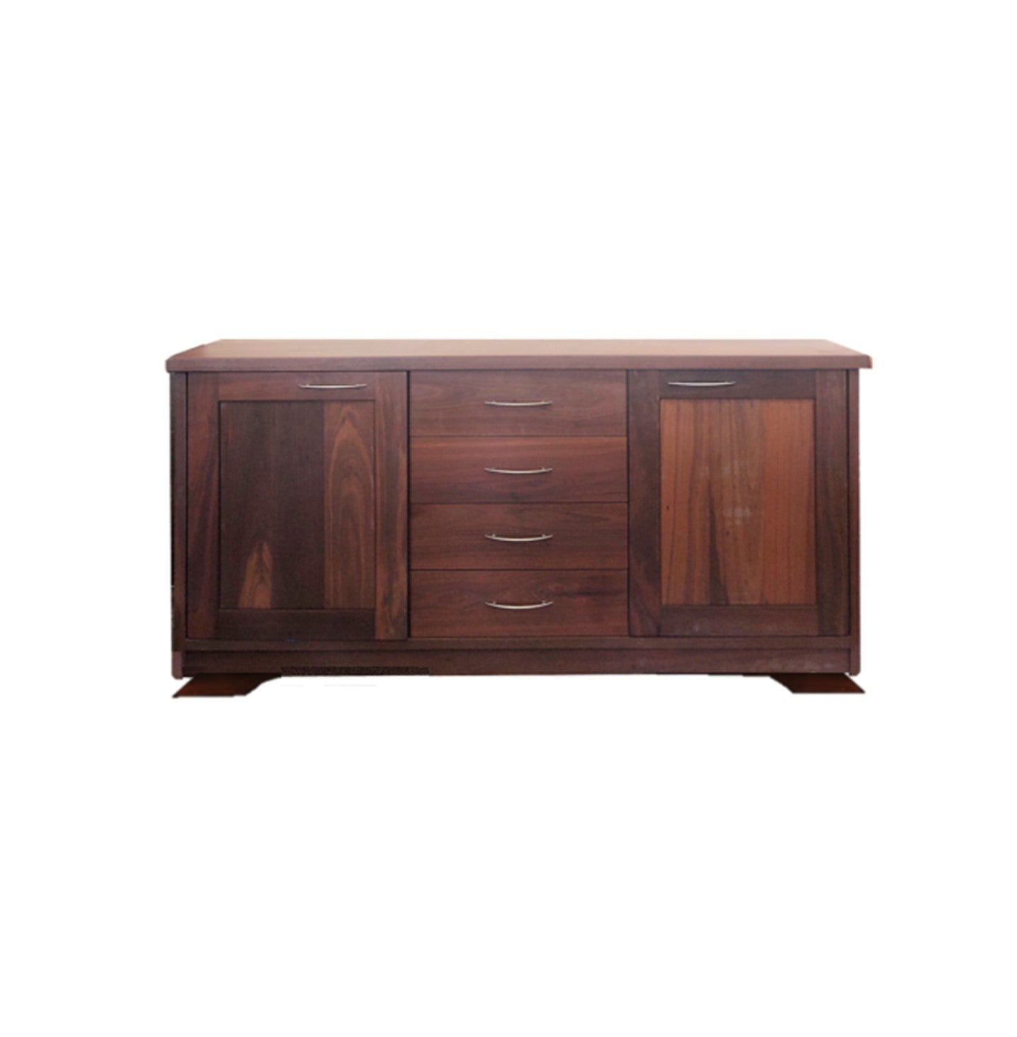Jarrah JV Batavia Buffet (4 Drawers)