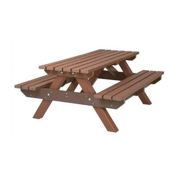 Customised Outdoor Timber Picnic Bench
