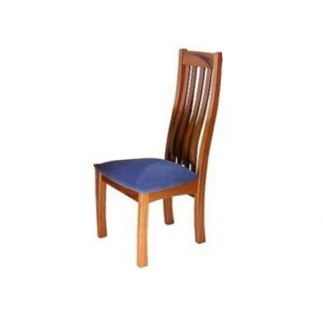 Lotus Jarrah Timber Dining Chair
