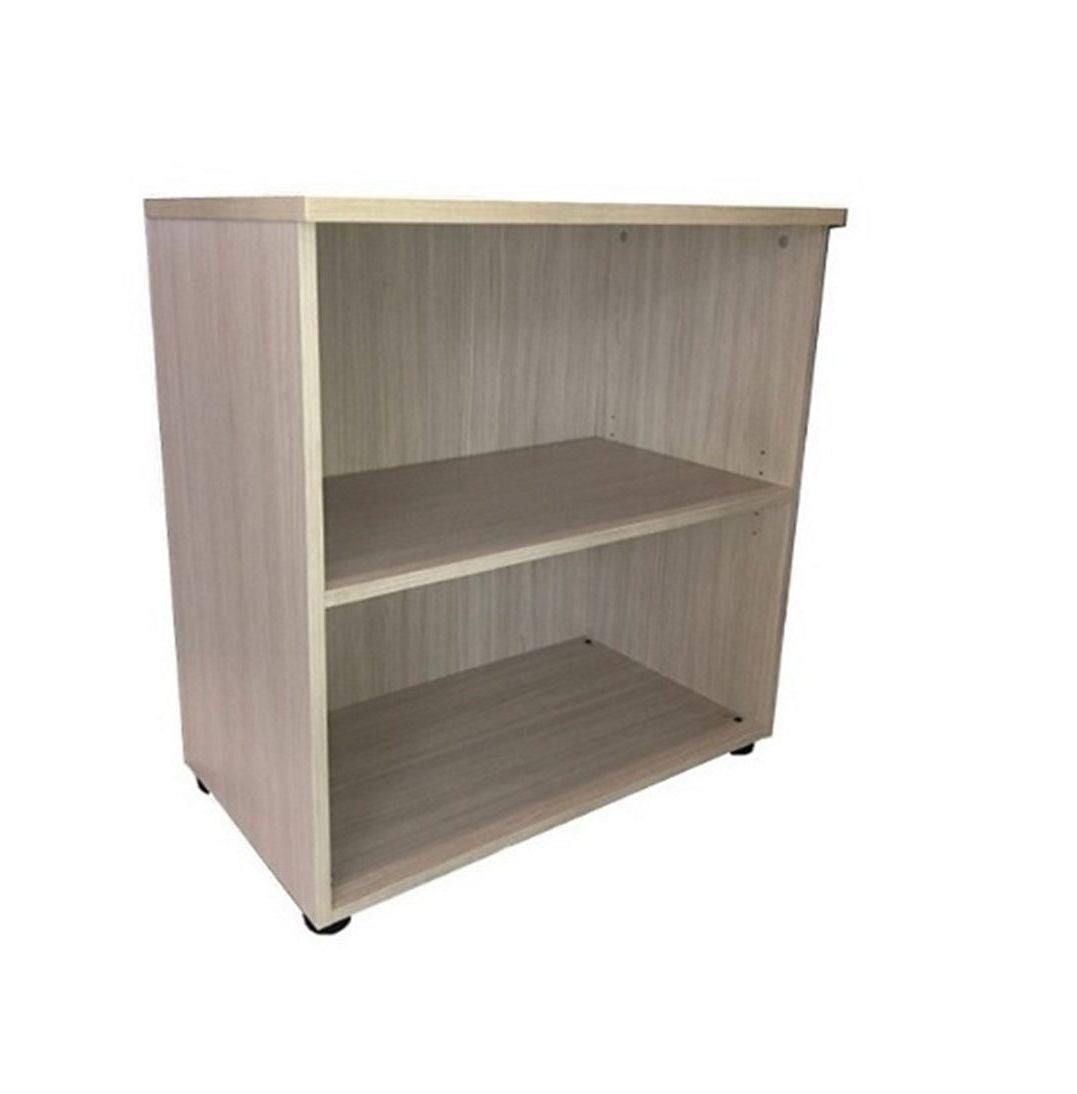 Low Open Shelf Wooden Cabinet