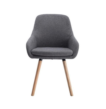 Fabric Dining Chair – 2162 Grey