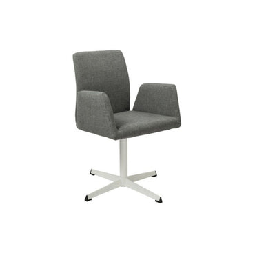 Fabric Armchair – 9155A Grey