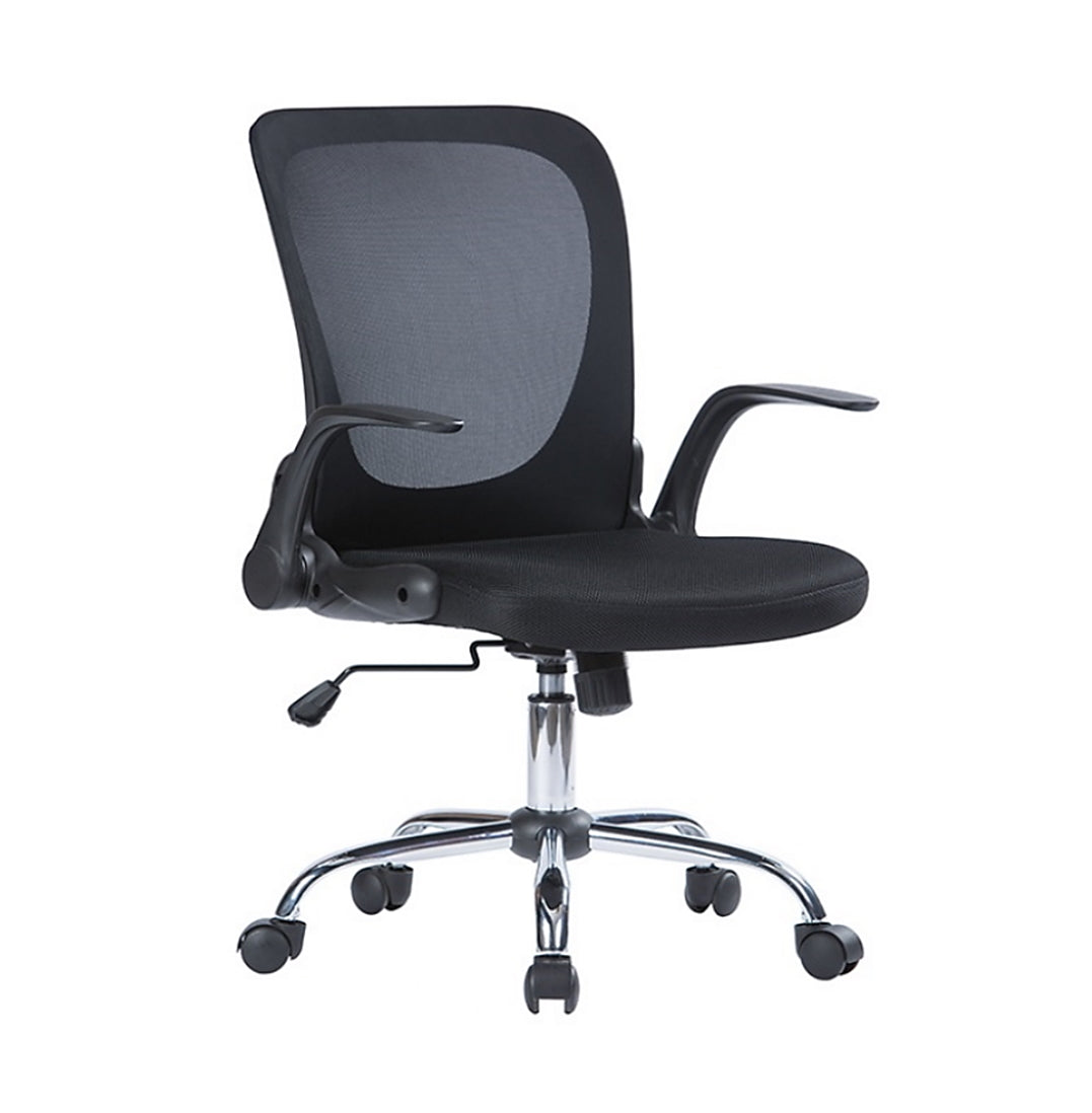 Low Back Mesh Office Chair (1201 Black)