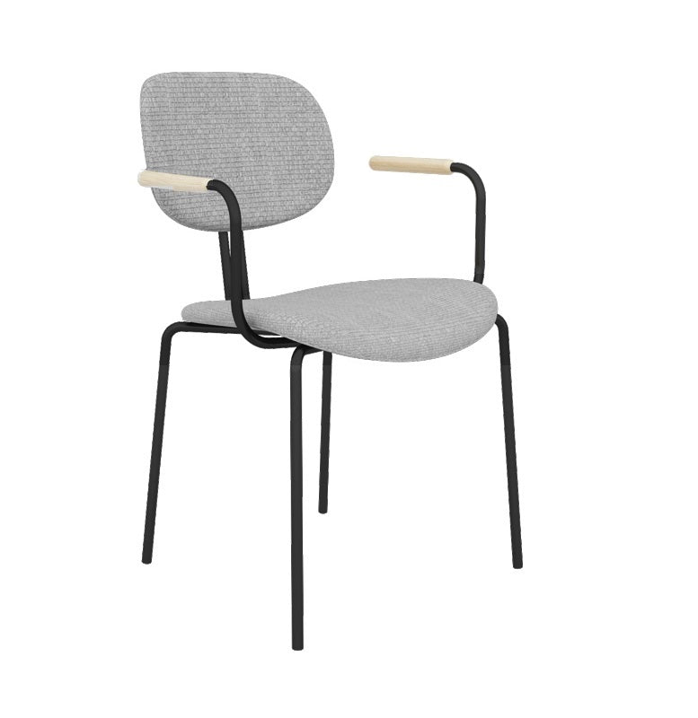 Fabric Arm Chair – CH02(LG)