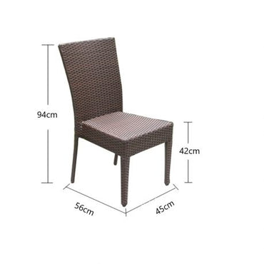 Outdoor Rattan Chair – 6 Series