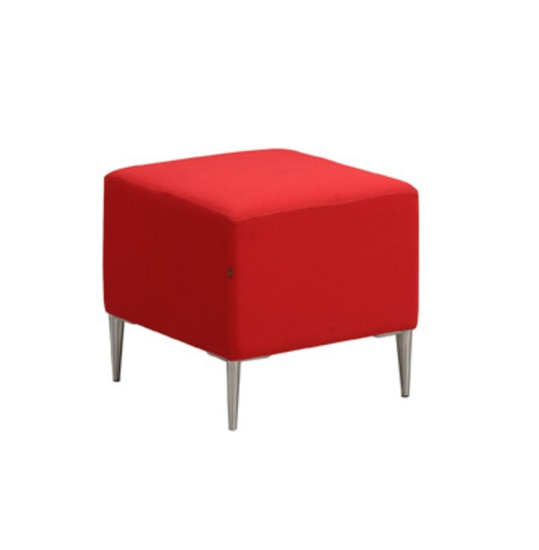 Fabric Square Stool PV Series