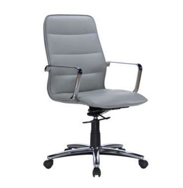Mid Back PU Leather Chair - RY5002ML