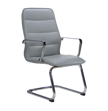 Mid Back PU Leather Visitor Chair - RY5003VL