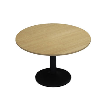 Round Table With Trumpet Base