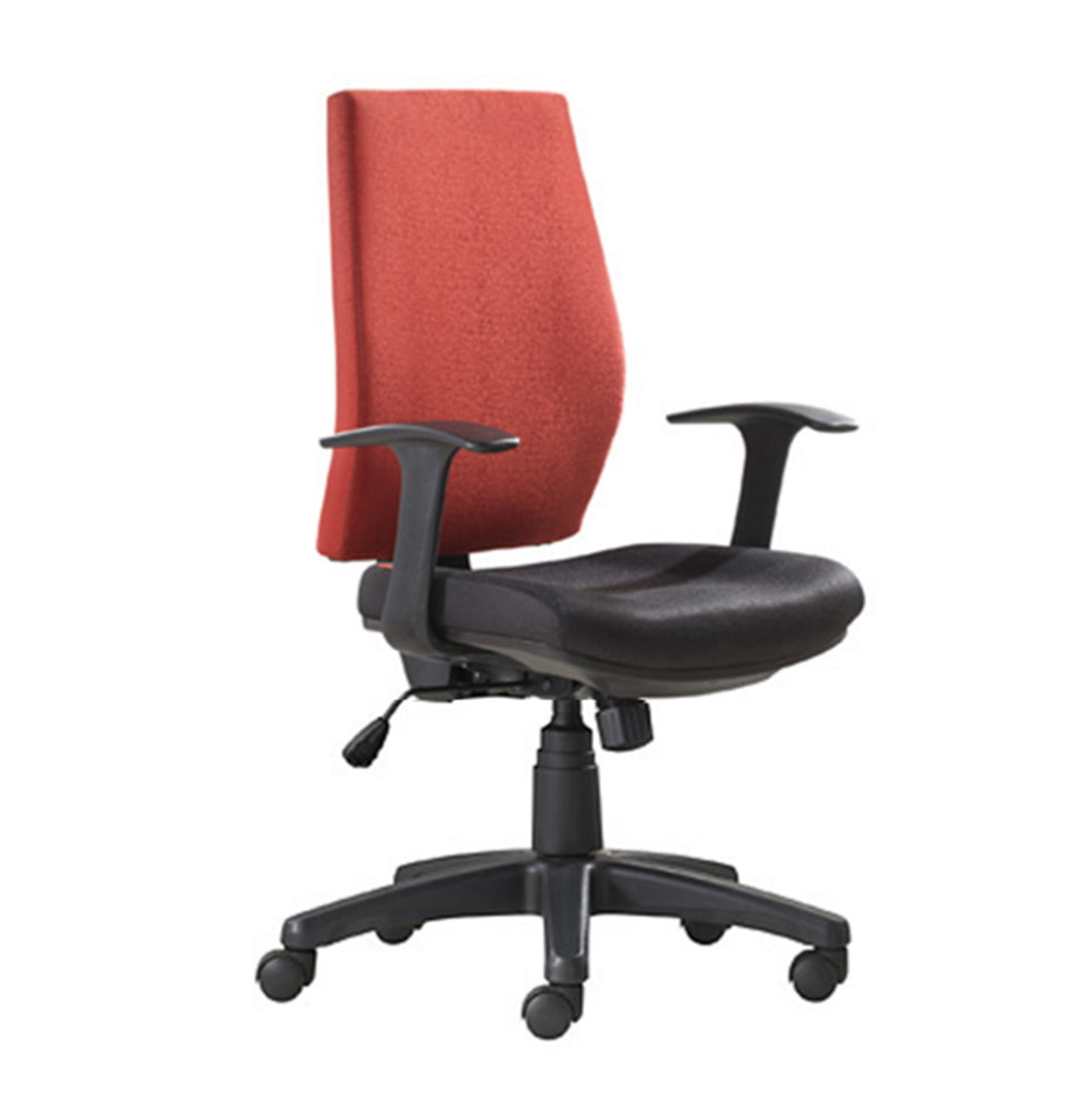 Medium Back Fabric Chair - UA42M