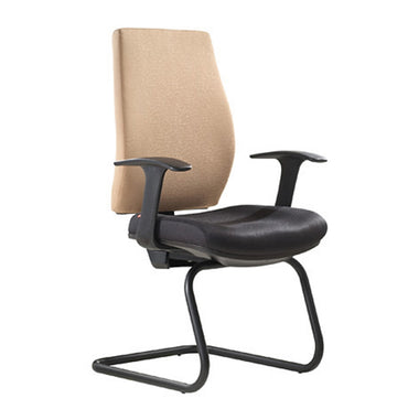 Medium Back Fabric Visitor Chair - UA43V