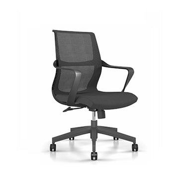 Mid Back Mesh Office Chair 1145B Black