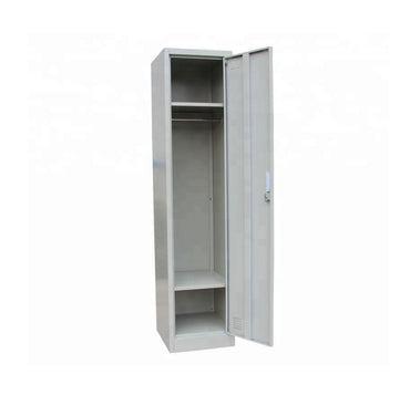 Single Compartment Metal Locker