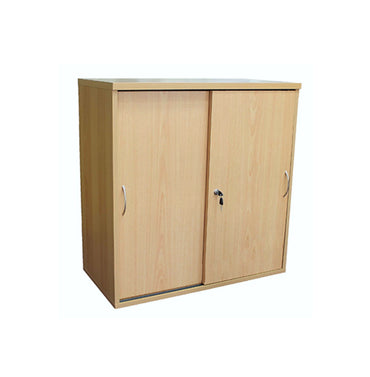 Wooden Cabinet – Sliding Door Cabinet