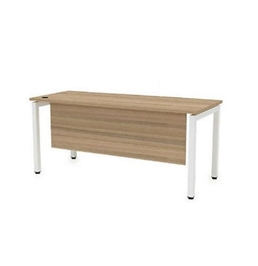 Office Table With Metal Square Leg