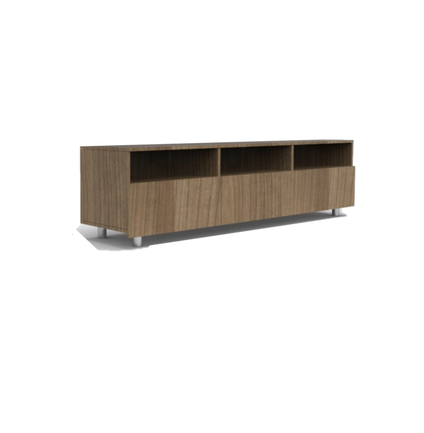 EUNIT 01 – EXCLUSIVELY CUSTOM MADE TV CONSOLE