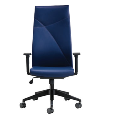 High Back PU Leather Chair - UN1511HL