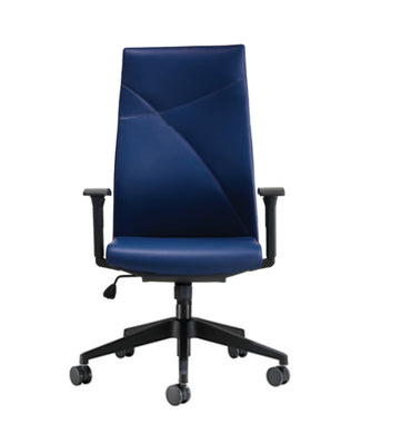 Mid Back PU Leather Chair - UN1512ML