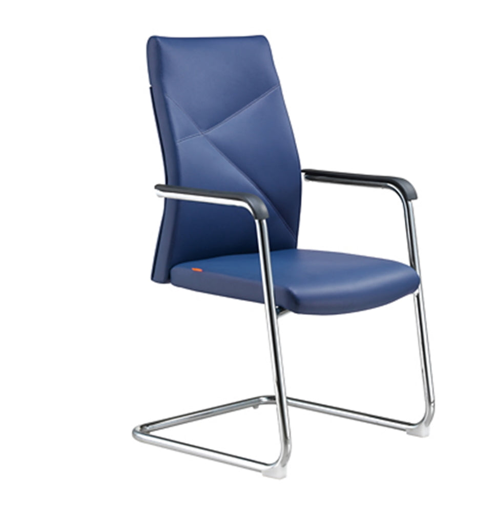 Low Back PU Leather Visitor Chair - UN1514VL