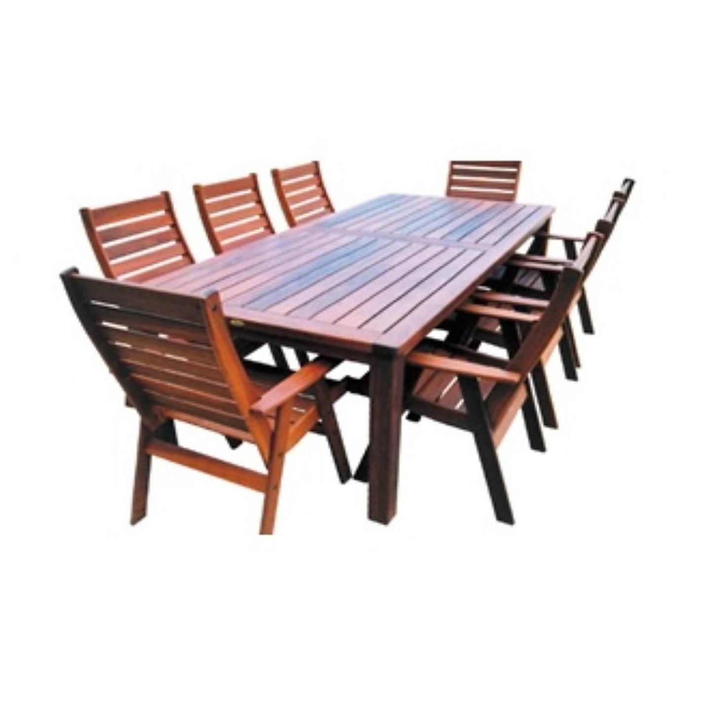 Kimberley Jarrah Outdoor Table – L240cm