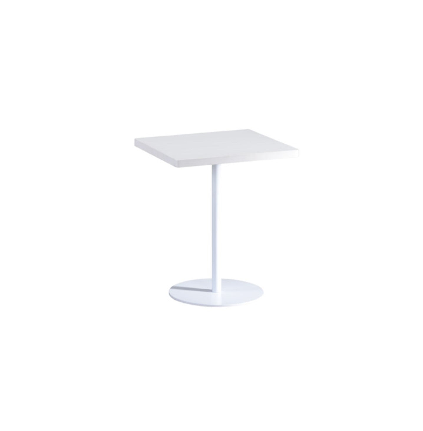 White Lounge Table PV Series