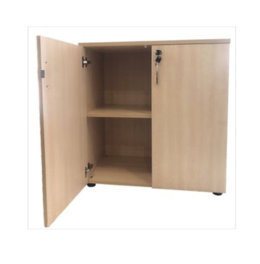 Low Swing Door Wooden Cabinet – Maple