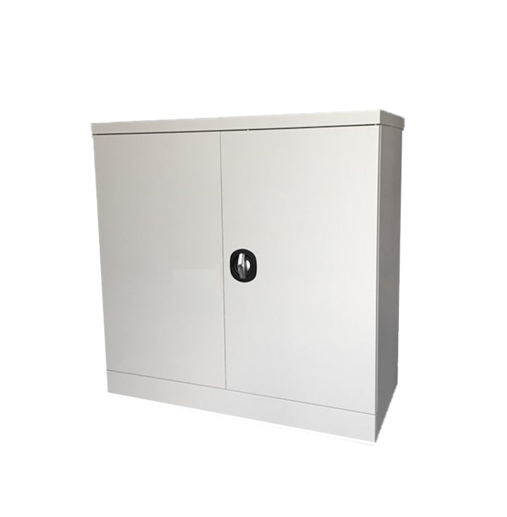 Low Metal Swing Door Cabinet