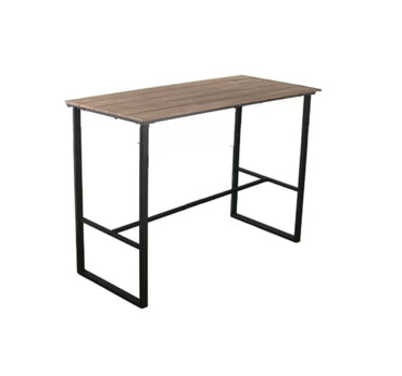 Outdoor High Table With Metal Frame