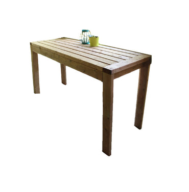 Outdoor Solid Timber High Table